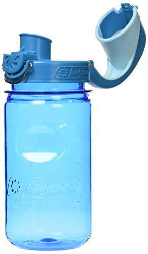 Nalgene Kids OTF Bottle, Blue, 12 oz