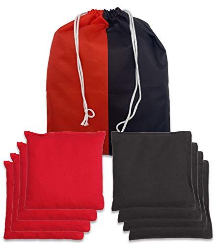SPORT BEATS Cornhole Bags All Weather Cornhole Bean Bags Set