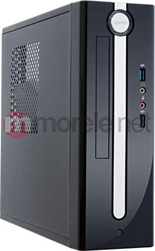 Chieftec Flyer Serie Mini-Tower PC-Gehäuse (Mini-ITX, 1x 5, 25 Externe, 1x 3, 5 Interne, 2X USB 3.0) Schwarz