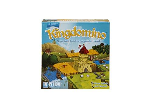 Juego de mesa Kingdomino de Coiledspring Games. , color/modelo surtido