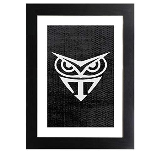 Tyrell Corporation Blade Runner Logo Framed Print