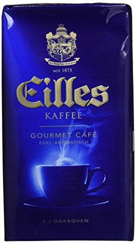 Eilles Gourmet- Kaffee Vakupackung, 12er Pack (12 x 500 g)
