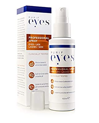 Purifeyes Professional Spray from Clinical Health Technologies Ltd