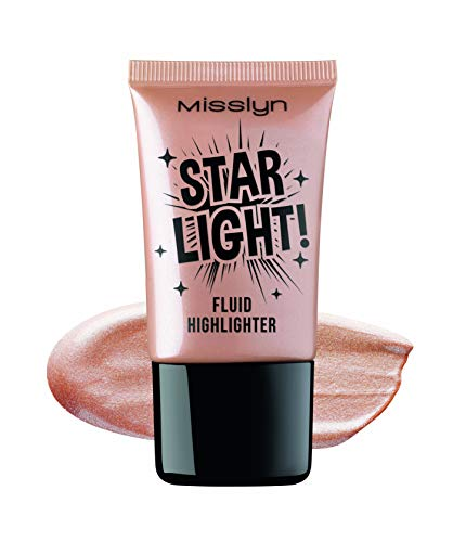 Misslyn Star Glow! Fluid Highlighter Out Of This World, 17 ml