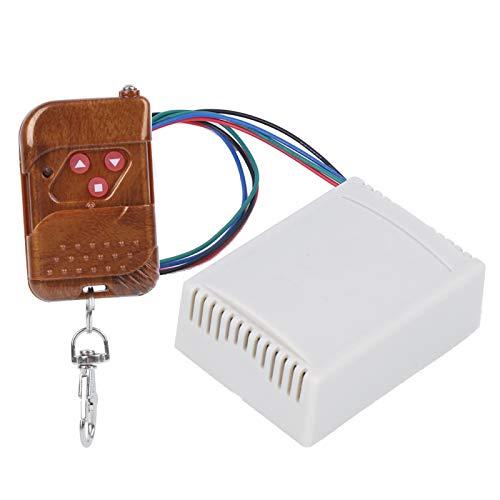 WANZSC Controlador de Motor, Varilla de Empuje de Control Remoto pequeño, Interruptor eléctrico dedicado de 24 V, Controlador de Motor de Scooter eléctrico
