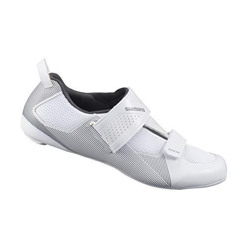 SHIMANO SH-TR501 Men's Cycling Shoe, White, 46