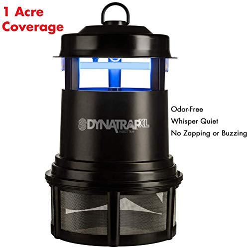 DynaTrap Insect Trap (DT2000XLP), XL, Black
