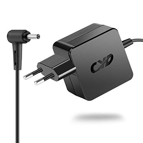 CYD 45W 19V 2.37A PowerFast-Notebook-Netzteil AC-Adapter für Acer -Ladekabel-Laptop Chromebook 11 N7 C731T-C42N 15 NX.GHJAA.002 R 15 CB3-532-C3F7 11 C738T Aspire 1 A115-31 Swift 1 SF114-32
