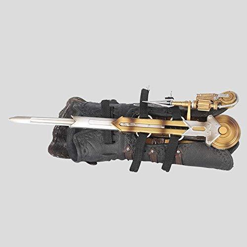 VNNY Creed Assassins Armband Handschuhe Handgelenk Ärmel Matching Sleeve Pfeil Schwert Schwert Cartoon Collection 43 cm