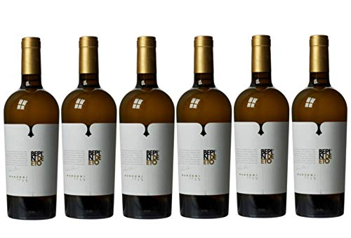 Manzoni Bianco IGT Bepin De Eto, 0.75 L 6 Confezioni da 750 ml