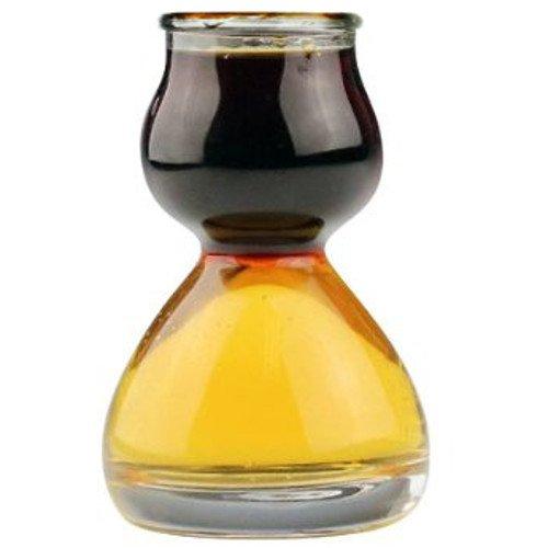 Quaffer Double-Bubble Shot Glass, Glass (Case of 36)