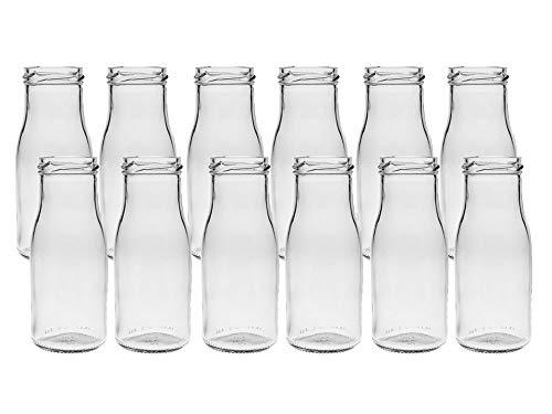 6/12/24 stuks ronde | type 156 | minivazen glazen flesjes klein| decoratieve flesjes | vazen vaas glazen flessen bloemenvaas