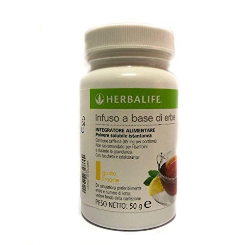 Bebida Instantánea de Hierbas Limón, Bote 50 gr.