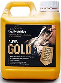 Alpha Gold Equine Joint Care Supplement 1L | Horse &