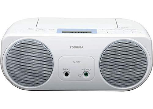 東芝 CDラジオ TY-C151(L)