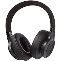 JBL LIVE 500BT Over-Ear Bluetooth Headphones with Mic (Black)
