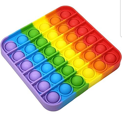 Pop It Fidget Toy Brinquedo Anti Stress Sensorial