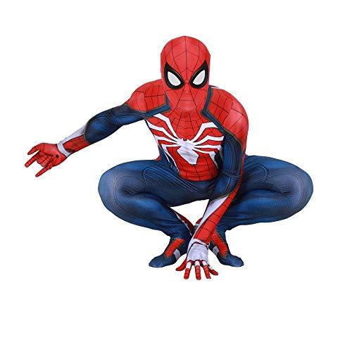 KLEIDEE 3D Spider-Man Bürgerkrieg Cosplay Lycra Siamesische Strumpfhose Weihnachten Halloween Kostüm Für Erwachsene/Kind Kid-S