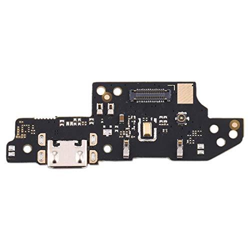 Compatible con Xiaomi Redmi 9AT / 9i Repuesto circuito de tarjeta puerto USB en conector Dock Jack de carga + micrófono de llamadas DC Board Sync datos + auriculares