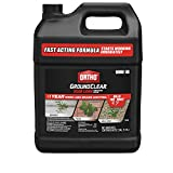 Ortho GroundClear Year Long Vegetation Killer1 - Concentrate, Visible Results in 3 Hours, Kills...