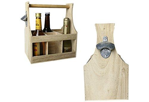 Preisvergleich Produktbild Flaschenträger m. Öffner 25x17