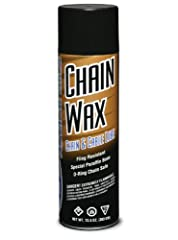 Maxima Chain Wax is a superior power spray lubricant designed for all chain care needs It's special Para-Film formula creates a waxy film similar to Cosmoline, offering long term protection especially in water and high humidity environments Maxima Ch...