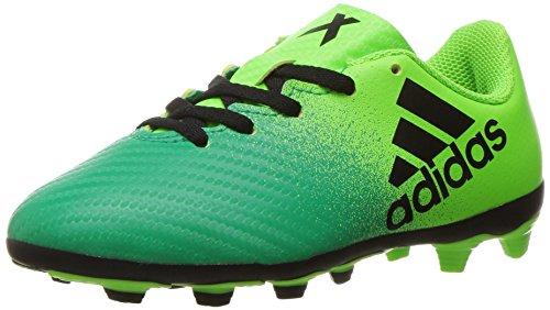 adidas Performance Kids X 16.4 Firm Ground Soccer Cleats (Little Kid/Big Kid)