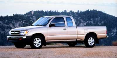 ... 1999 Toyota Tacoma, XtraCab Manual Transmission ...