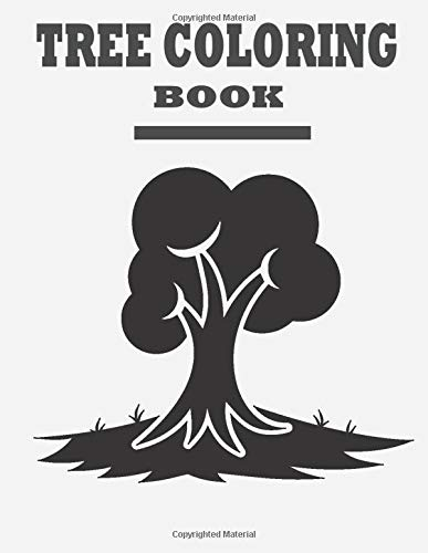 TREE COLORING BOOK: The Hugging Tree: A Story About Resilience