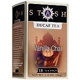 Stash Premium Tea Decaf Vanilla Chai - 18 Tea Bags