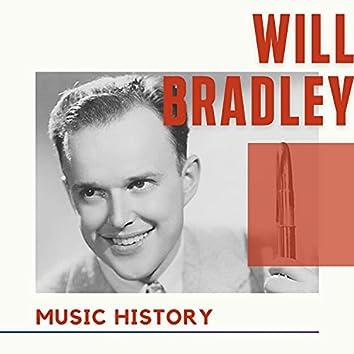 Will Bradley - Music History