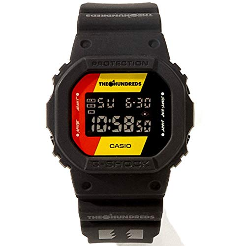 Casio DW5600HDR-1 G-Shock X The Hundreds Special Edition Watch