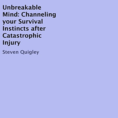 Unbreakable Mind audiobook cover art