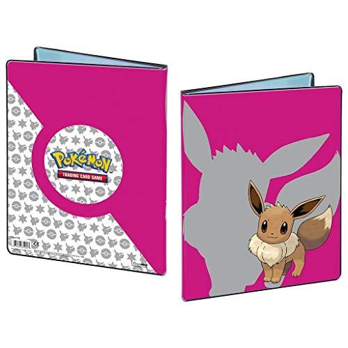 Ultra Pro 85992 Pokemon-9 Pocket Portfolio-Eevee 2019