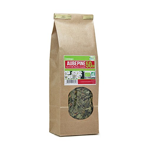 Tisane Aubépine Bio (Crataegus) - 50 g