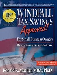 2016 Home Business Tax Savings MADE EASY! 16th Edition 0989052931 Book Cover