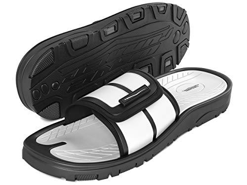 SLR Brands Mens Adjustable Sandals