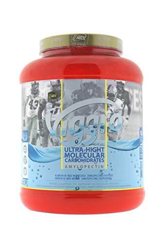 MTX nutrition VIGGRO [1.8 Kg] Neutro - Suplemento energético 100% AMILOPECTINAS de Alto Peso Molecular sin efecto negativo de la insulina en Rendimiento