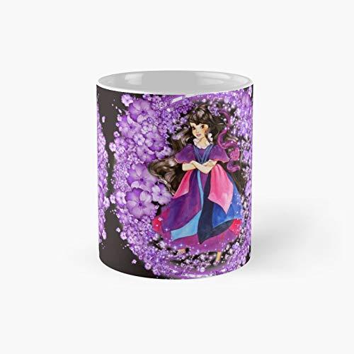 Ladyy Lovely Lockss Maidenn Ravenwavess Classic Mug | Best Gift Funny Coffee Mugs 11 Oz