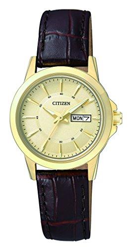 Citizen Herren Analog Quarz Uhr mit...