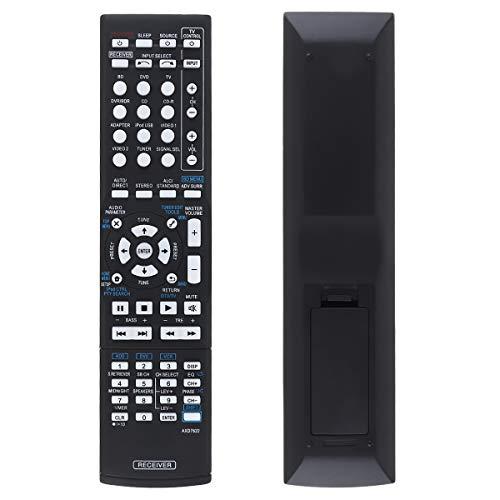 Ochoos Universal IR und 433MHZ Fernbedienung mit großer Reichweite passend für Pioneer VSX-521 AXD7660 VSX-422-K AXD7662