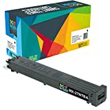 Do it Wiser Compatible Toner Cartridge Replacement for Sharp MX-27NTBA MX-2300n, MX-2300, MX-2700n, MX-2700, MX-3500, MX-3500n, MX-3501, MX-4501n Printers - Black