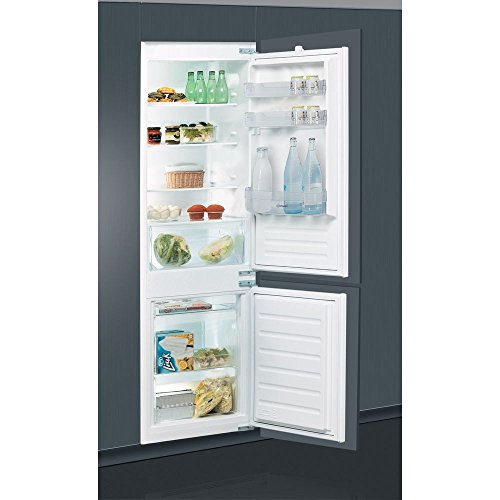 Frigorífico combi - Indesit B 18 A1 D/I, Integrable, Low Frost, 177 cm, Clase A+, Inox
