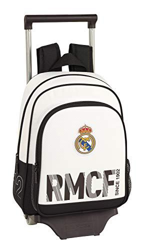 Mochilas Escolares con Ruedas Real Madrid Marca Real Madrid C.F.