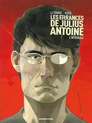 Les Errances de Julius Antoine - Intégrale Tomes 01 à 03