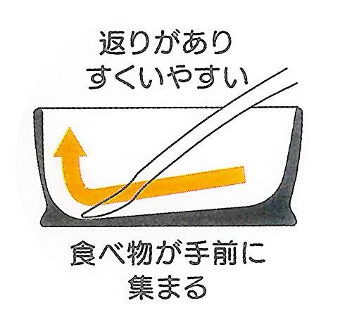 Skater(スケーター)『すくいやすいランチ皿いないいないばあ(WP7_461804)』