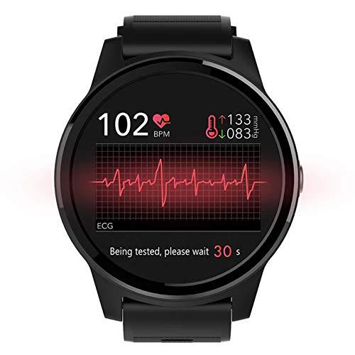 XYZK Smart PPG + ECG Presión Arterial Reloj De Mujer Fitness Tracker Monitor De Ritmo Cardíaco Pedómetro Reloj Digital Horas