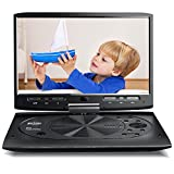 """Best Kids Dvd Players - MYDASH Portable DVD Player 12.5"""" for Car, Kids Review"""
