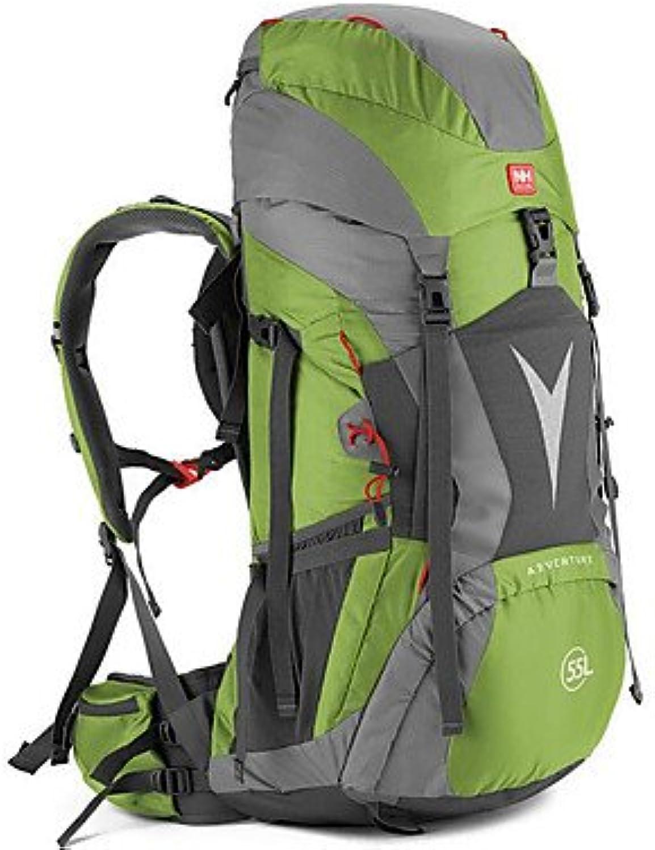 BEIBAO 60 L Tourenruckscke Rucksack   Rucksack Camping & Wandern Klettern   Legere Sport Radsport Drauen Legere SportWasserdicht