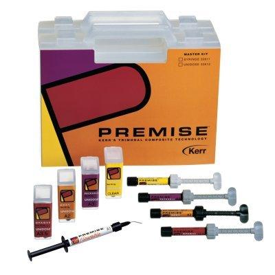 Kerr 32870 Premise Universal Nanofilled Composite, Packable A4, 4 g Syringe Refill